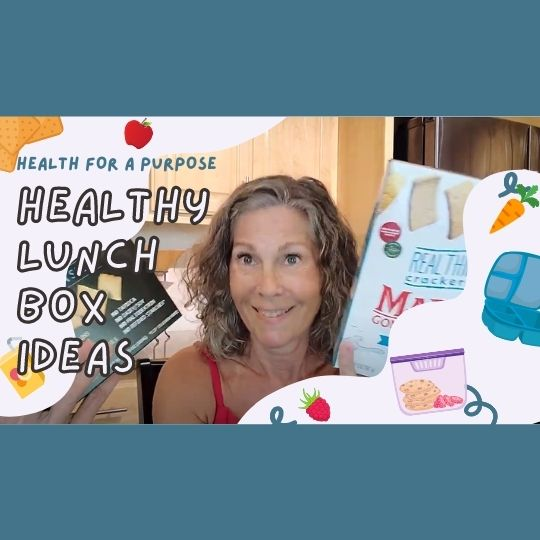 Lunch Box and Snack Ideas that Make Kids Smarter!