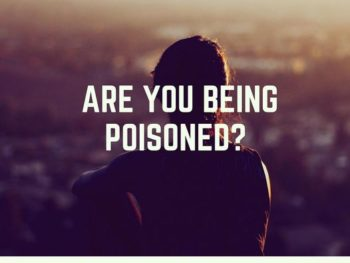 Are You Being Poisoned?