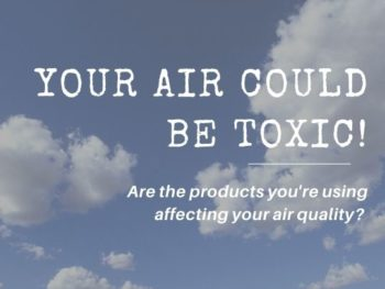 Is your air toxic?